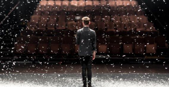 Flashbacks and Fantasies: An hour with Iggy Lord Malmborg