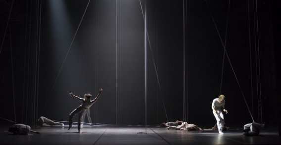 Costume, Set, and Song Cycles at the Staatsballett Berlin