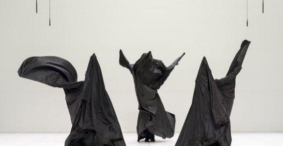 Otherworldly Introductions: the Transformative Experience of Ola Maciejewska's Bombyx Mori
