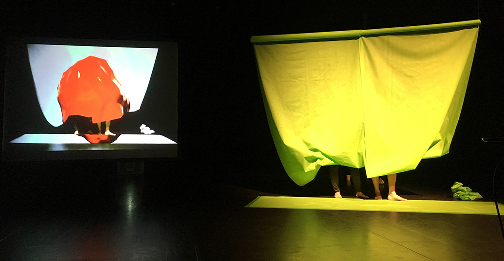 Graduation Shows: BA in Dance, Context and Choreography