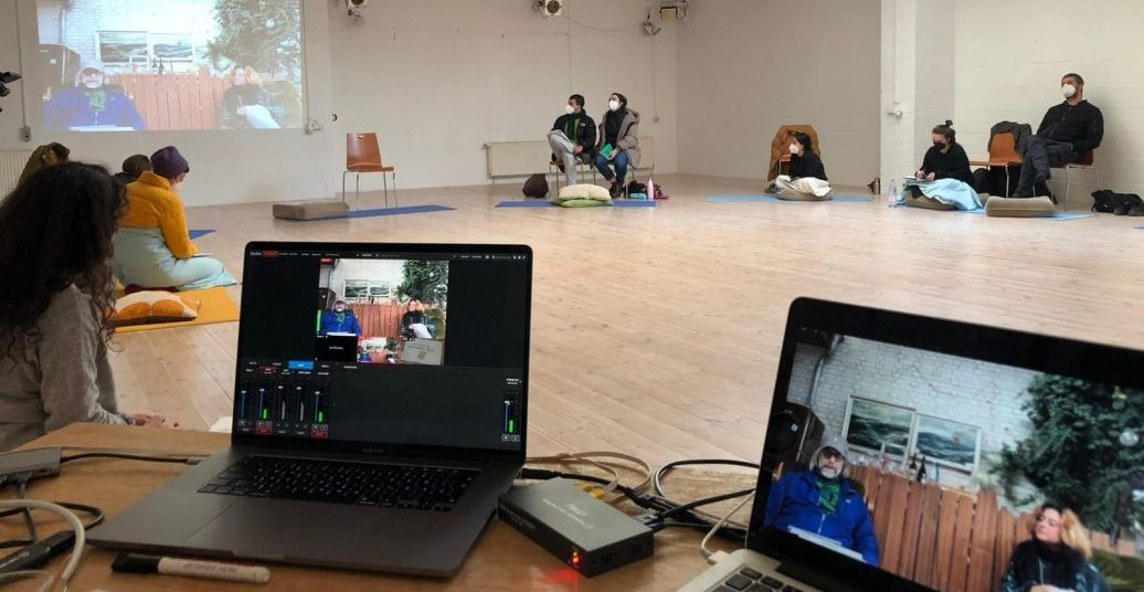 Back to the Forming Futures. A Report from Lake Studios: Conversations Through Dance and Ecology